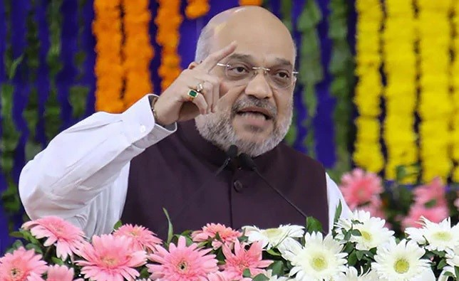 Only Hindi can work to unite country, says Amit Shah