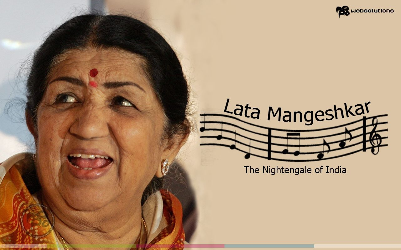 Lata Mangeshkar | THE INDIAN SINGER