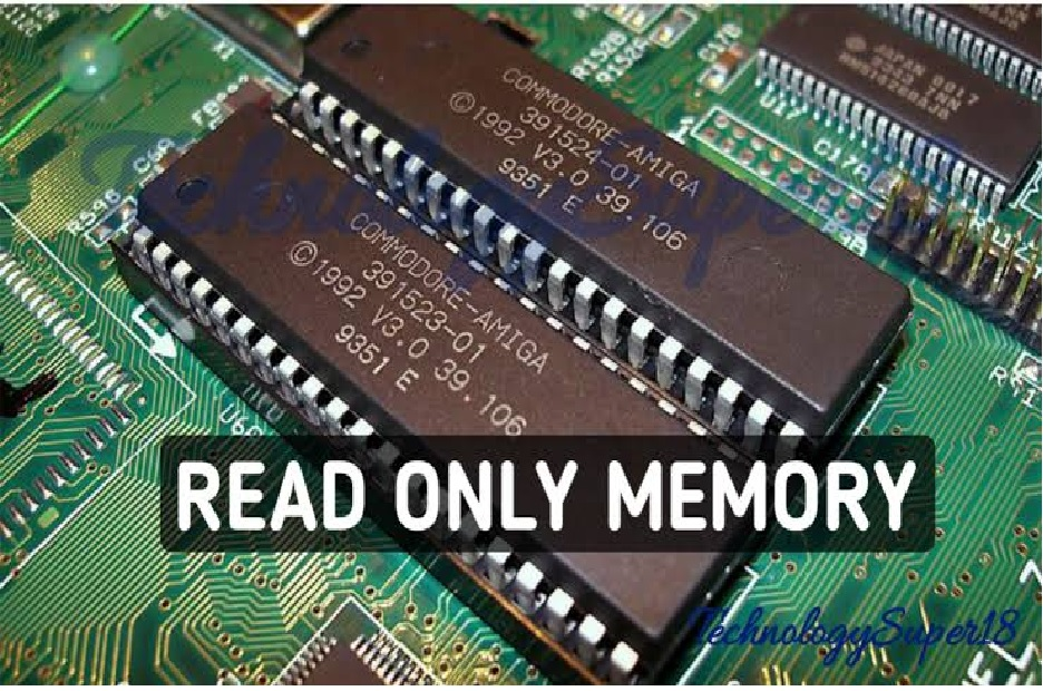 Definition - What does Read-Only Memory (ROM) mean?