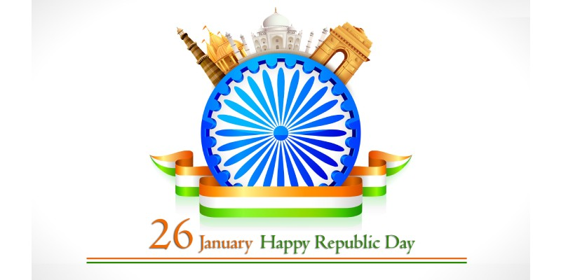 26 Jan 1950|republic day of India