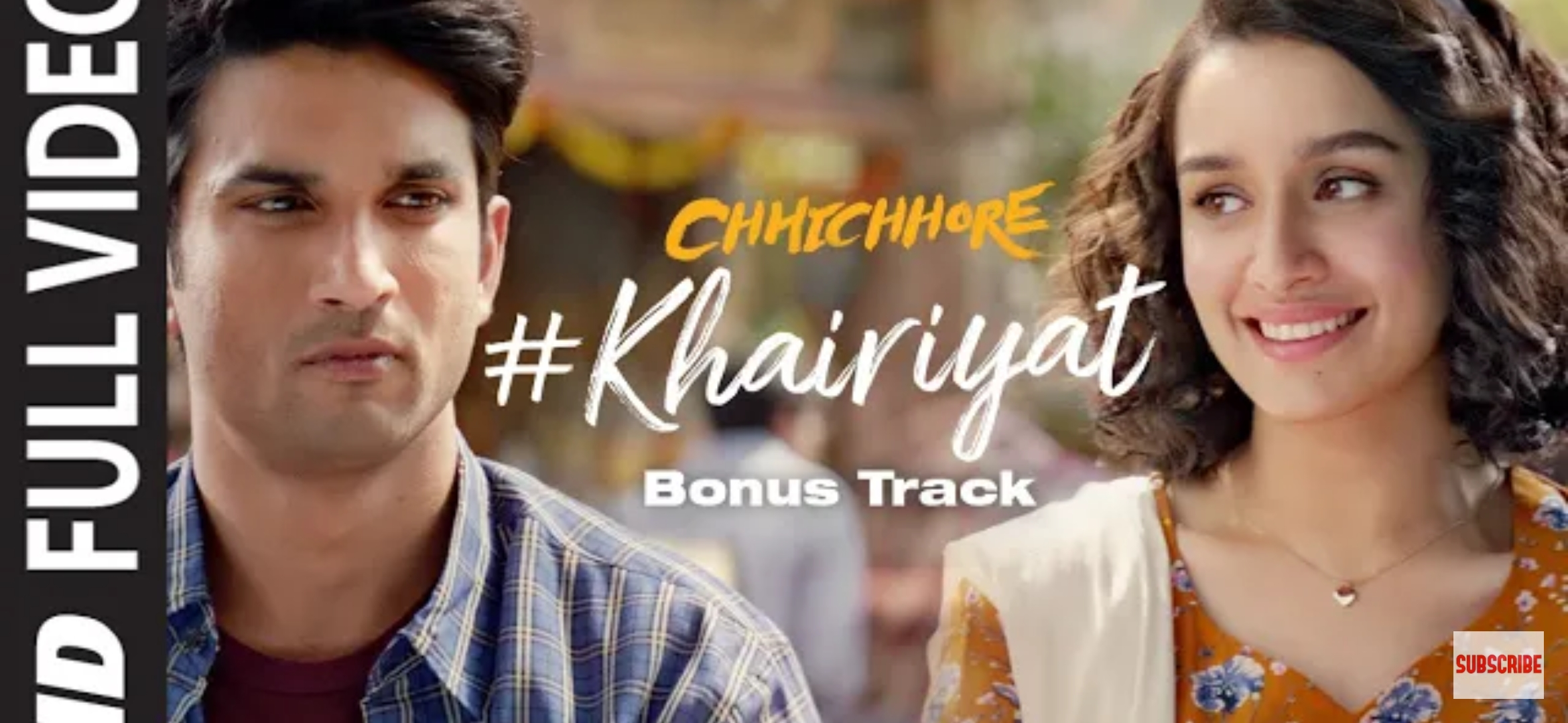 Full song khairiyat sushant singh Rajput music