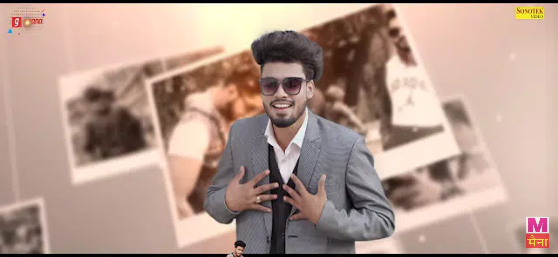 Sumit goswami  mere yaar purane mod do full official video song