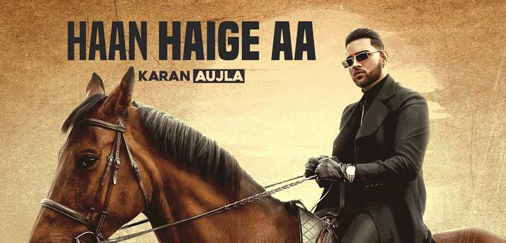 Haa haige aa ( Full Video ) | KARAN AUJLA | ft. Girlez akhtar. | Rupan bal. | Avvy sra