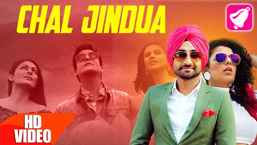 Chal jindua ( With Ov ) | Ranjit Bawa | Jasmin sandlas | jaidev kumar | latest punjabi video song