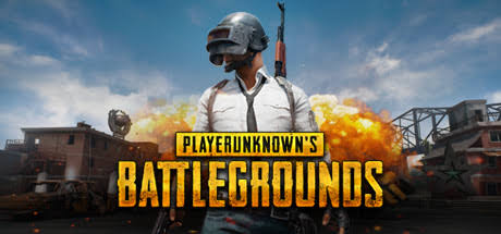 Pubg(player unknown battle ground)