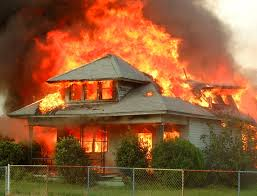 Save the house from fire