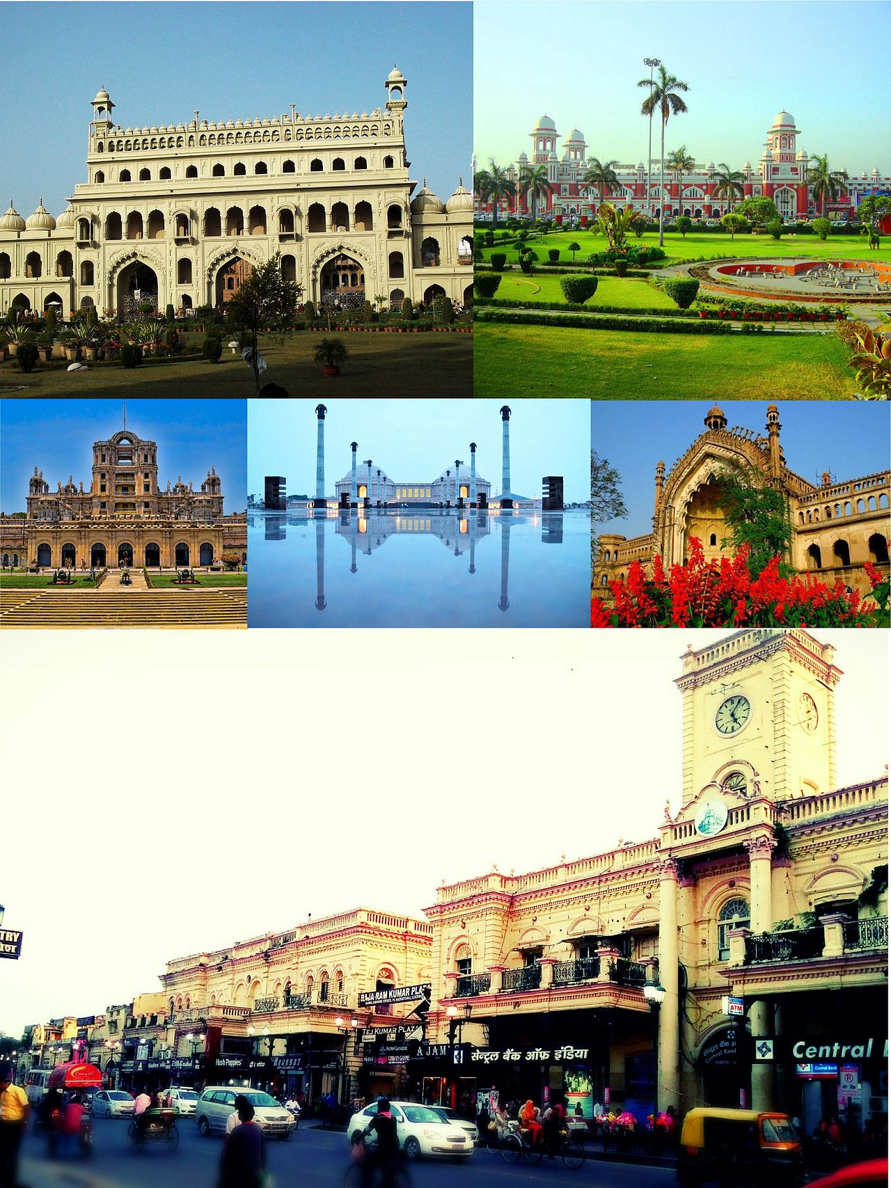 Details of Lucknow
