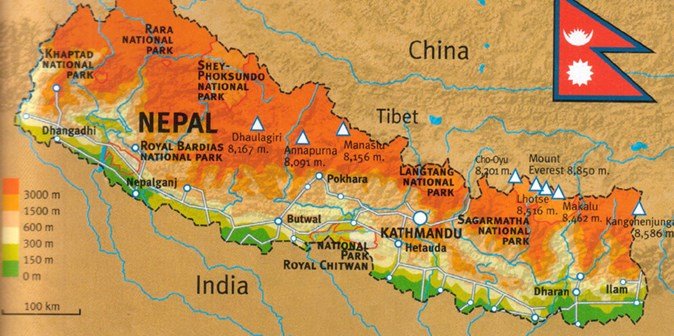 Details of nepal