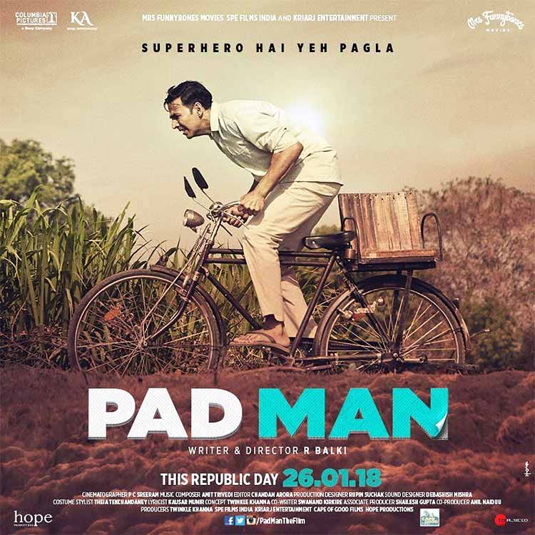 PAD MAN MOVIE INFORMATION