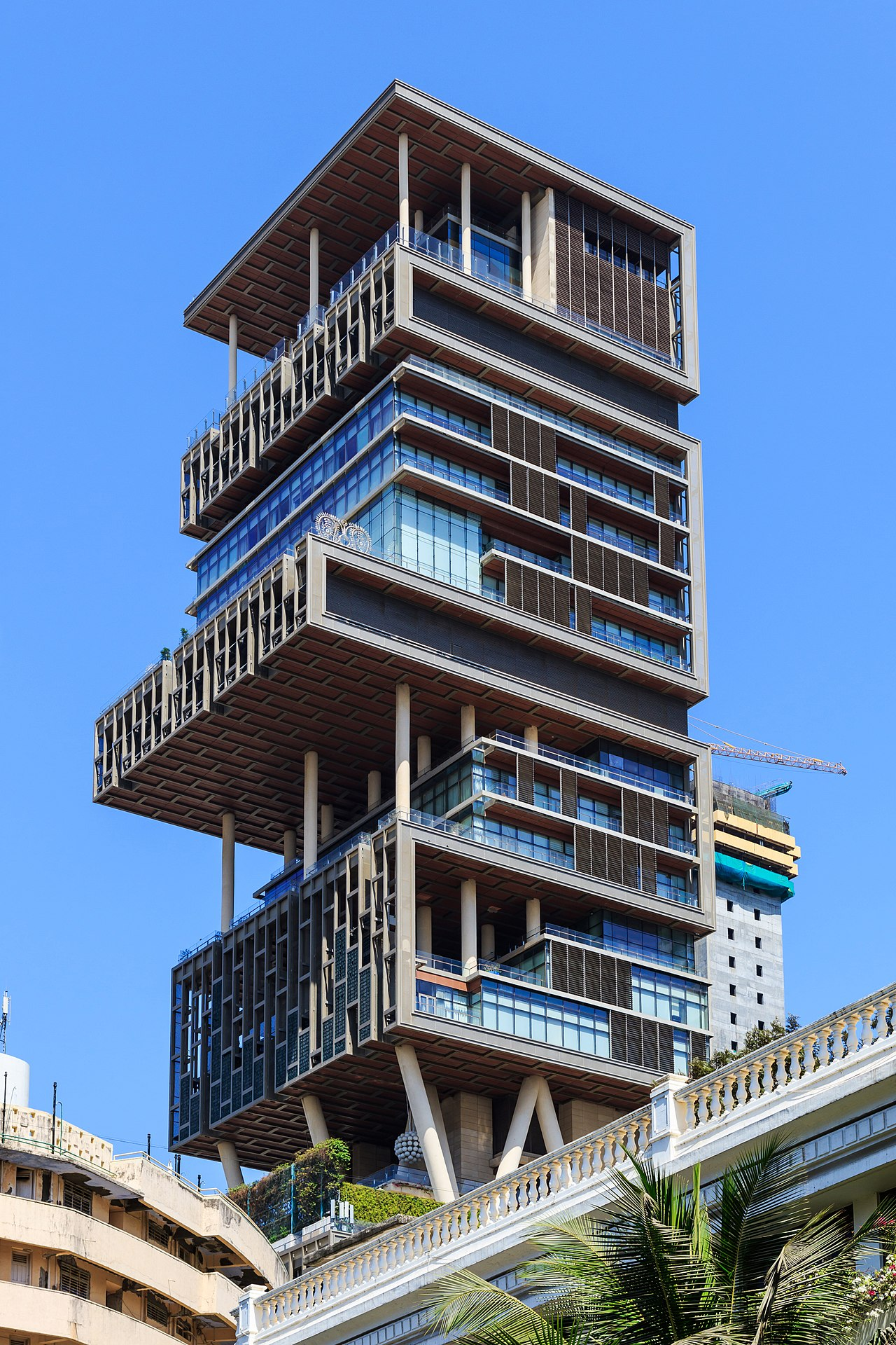 Antilia Most expensive house in India