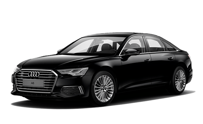 The Drivers car audi a6 is awesome
