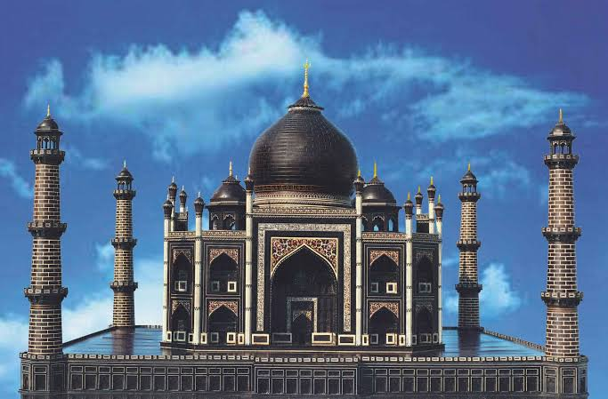 The Black Taj Mahal