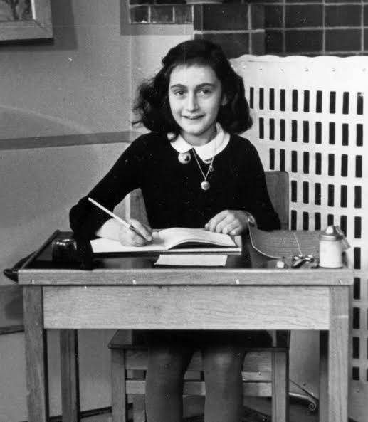 The Diary Of A Young Girl ( part 1) ( Anne Frank)