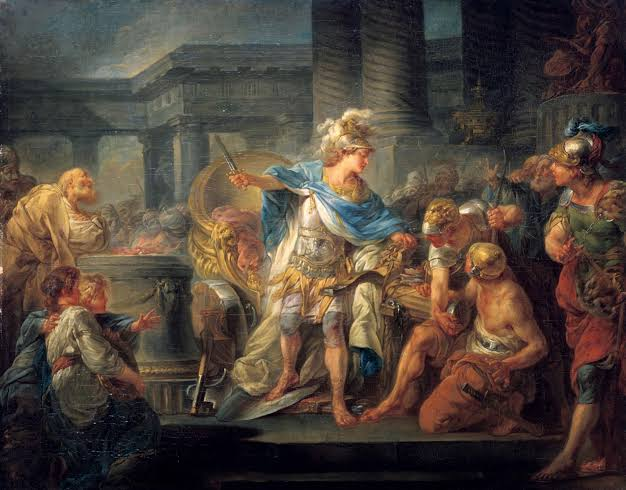 Later Years And Death Of Alexander