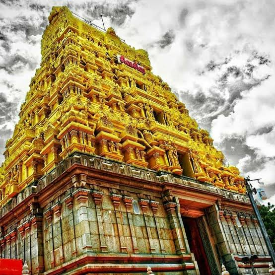 Architectural History Of Ramnath Swamy Temple
