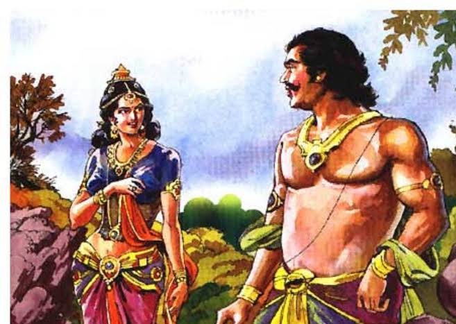 Marriages Of Bhima