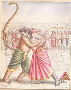 Sugriva In Ramayana ( Part 2 )