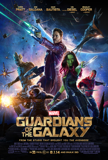 GUARDIAN OF THE GALAXY FILM