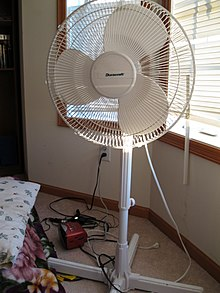 Fan machine
