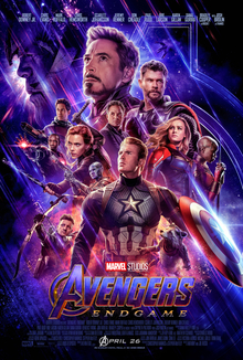 Avengers end game movie