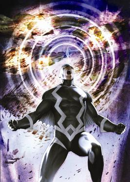 Black bolt part 1
