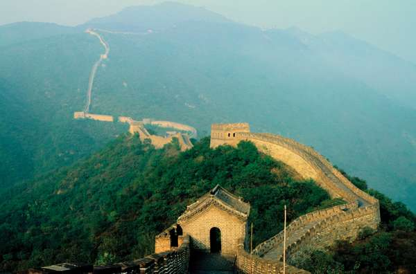 Great wall......