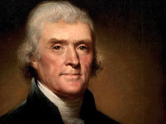 Thomas Jefferson part 1