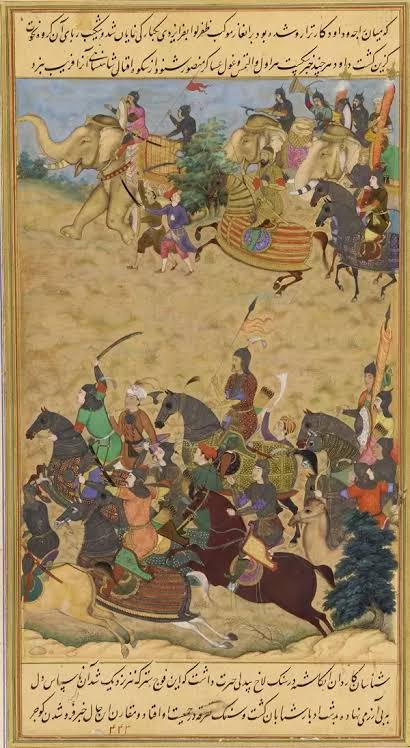 The Second Battle Of Panipat  (Part 5)