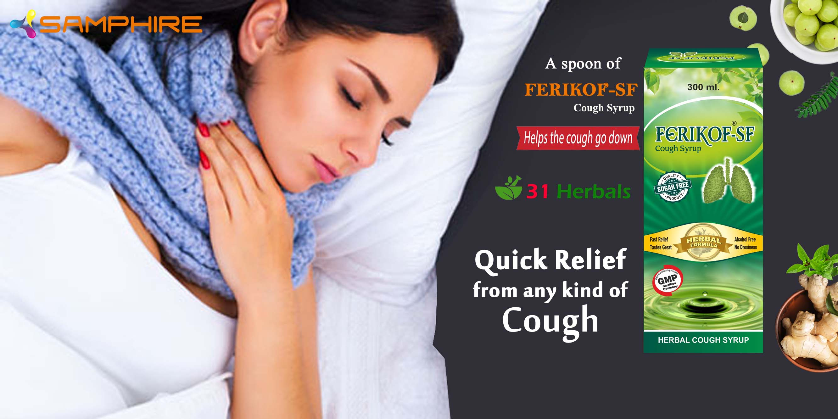 Ferikof Cough Syrup