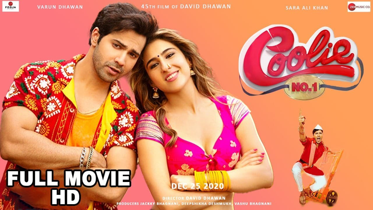 Watch movie Coolie No. 1 Full hd
